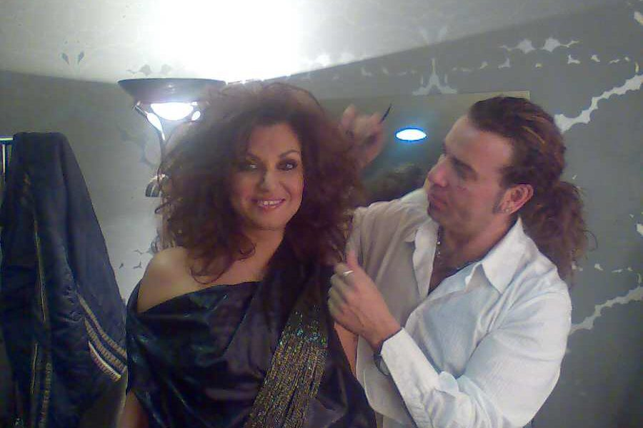 Kaiti garbi Nikos Zisis - Hair maker